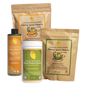 Hemp Nutrition - Healthy Hemp Seed Hearts